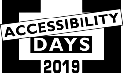 Accessibility Days logo