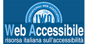 Web Accessibile logo