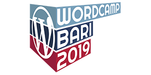WordCamp Bari 2019 logo