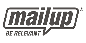Logo of MailUp