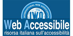 Web Accessibile logo