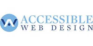 Accessible Web Design logo