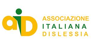 Logo of AID - Associazione Italiana Dislessia