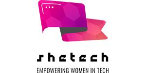 SheTech's logo