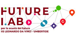 Logo Future Lab del Campus Da Vinci