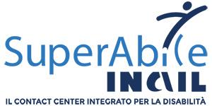 Logo di SuperAbile/INAIL - Il contact center integrato per la disabilitò