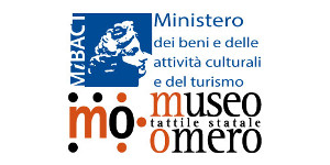 Logo of the Museo Tattile Statale Omero